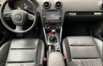 Audi A3 Sportback 2.0 16V Turbo - Foto #6