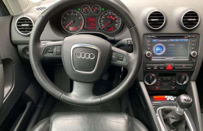 Audi A3 Sportback 2.0 16V Turbo - Foto #8