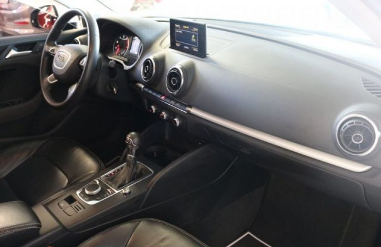 Audi A3 Sedan Attraction S-Tronic 1.4 TFSI 122 cv - Foto #2