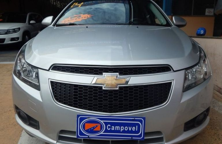 Chevrolet Cruze LTZ 1.8 Ecotec 16V Flex - Foto #1