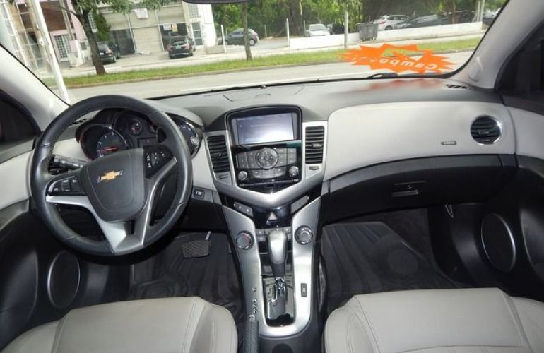 Chevrolet Cruze LTZ 1.8 Ecotec 16V Flex - Foto #3