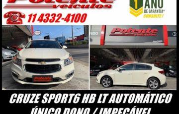 Chevrolet Cruze Sport6 LT 1.8 Ecotec 6 16V - Foto #1
