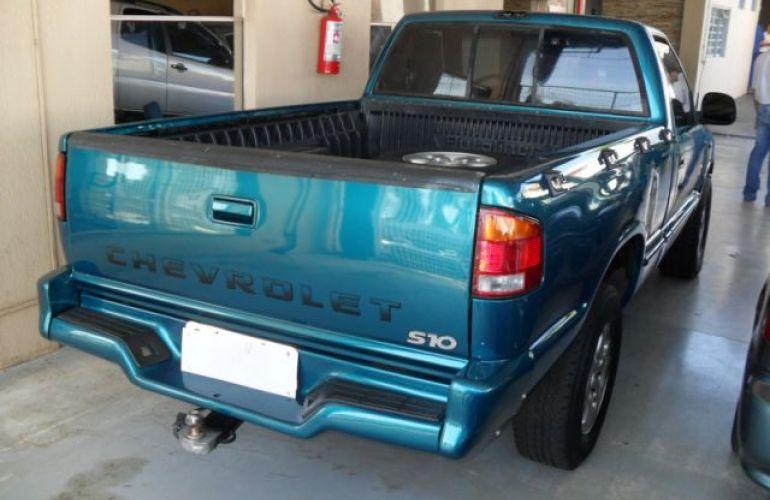 Chevrolet S10 4X2 Cabine Simples 2.2 8V - Foto #8