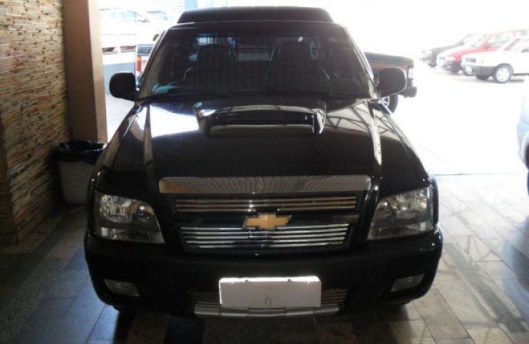 Chevrolet S10 Executive 4X2 Cabine Dupla 2.4 Mpfi 8V Flexpower - Foto #1