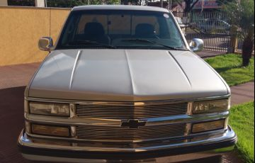 Chevrolet Silverado Pick Up DLX 4.2 - Foto #8