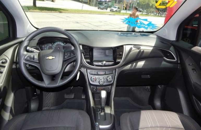 Chevrolet Tracker LT 1.4 16V Turbo - Foto #3