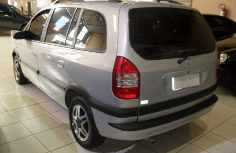 Chevrolet Zafira 2.0 Mpfi 16V - Foto #8