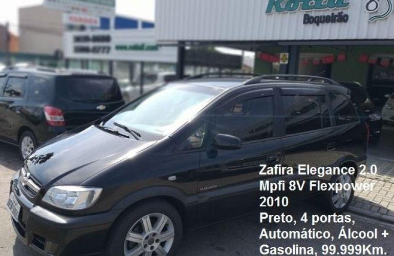 Chevrolet Zafira Elegance 2.0 Mpfi 8V Flexpower - Foto #1