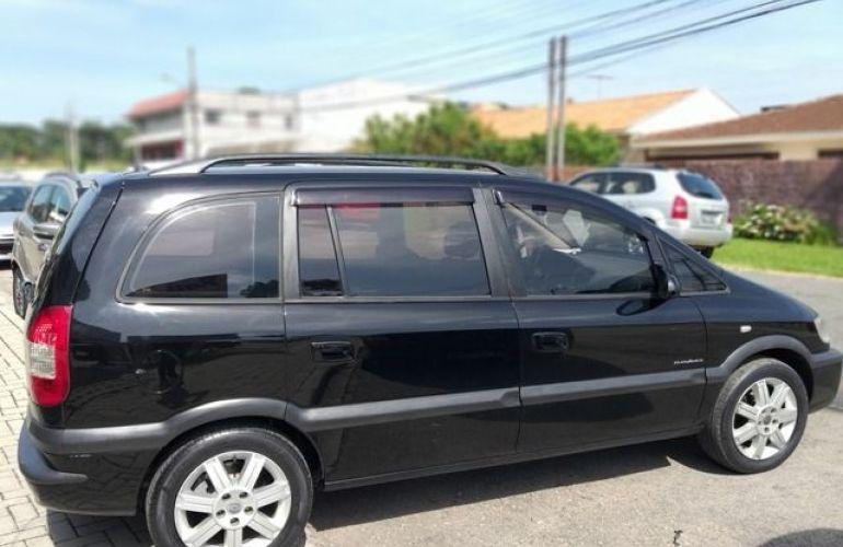Chevrolet Zafira Elegance 2.0 Mpfi 8V Flexpower - Foto #3