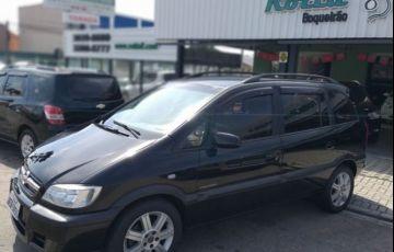Chevrolet Zafira Elegance 2.0 Mpfi 8V Flexpower - Foto #4