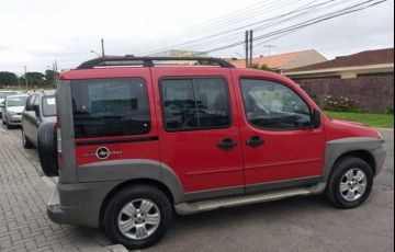 Fiat Doblò Adventure 1.8 Flex - Foto #3