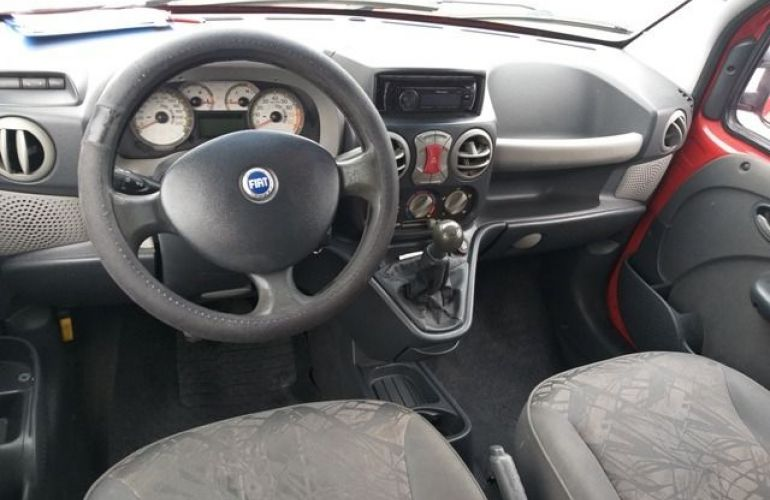 Fiat Doblò Adventure 1.8 Flex - Foto #8