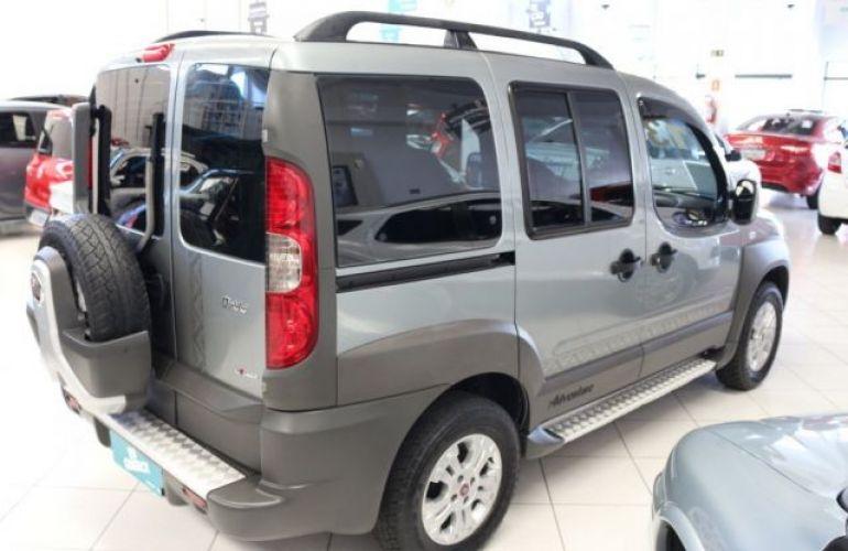 Fiat Doblò Adventure Xingu 1.8 MPI 16v Flex - Foto #4