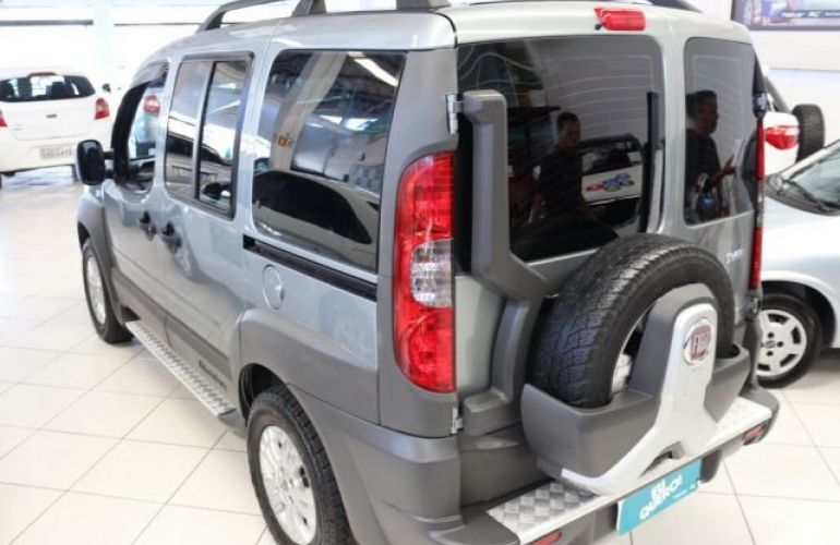 Fiat Doblò Adventure Xingu 1.8 MPI 16v Flex - Foto #8