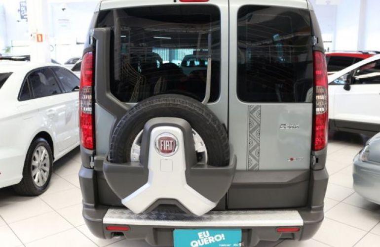 Fiat Doblò Adventure Xingu 1.8 MPI 16v Flex - Foto #9