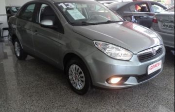 Fiat Grand Siena Attractive 1.4 EVO Flex - Foto #1
