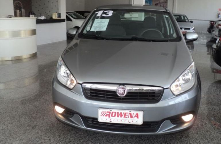 Fiat Grand Siena Attractive 1.4 EVO Flex - Foto #2