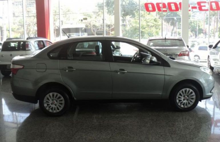 Fiat Grand Siena Attractive 1.4 EVO Flex - Foto #3