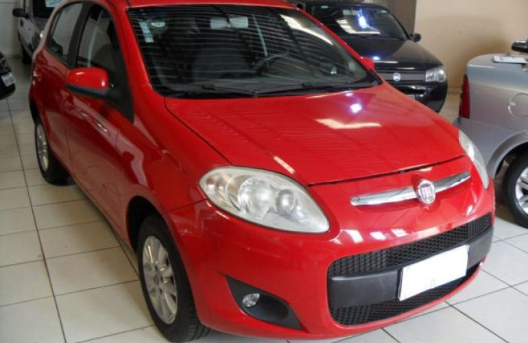 Fiat Palio Attractive 1.0 8V (Flex) - Foto #3