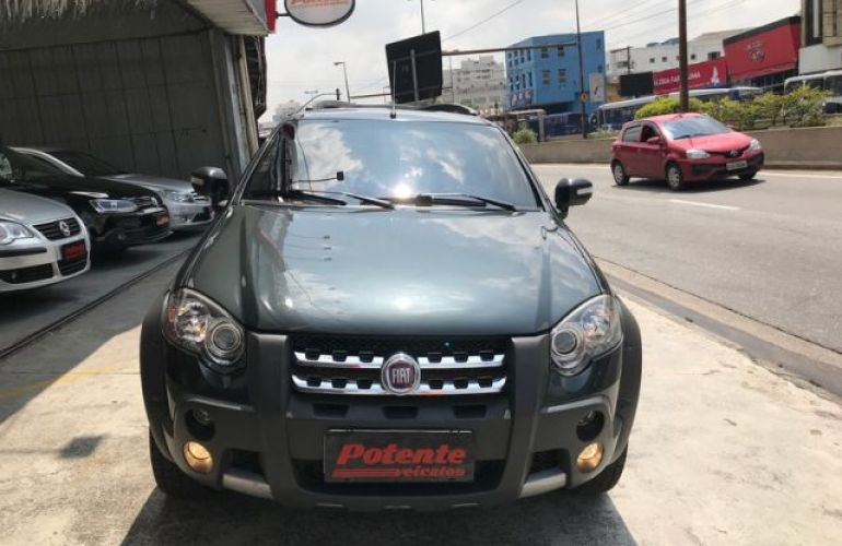 Fiat Palio Weekend Adventure Dualogic 1.8 16V Flex - Foto #5