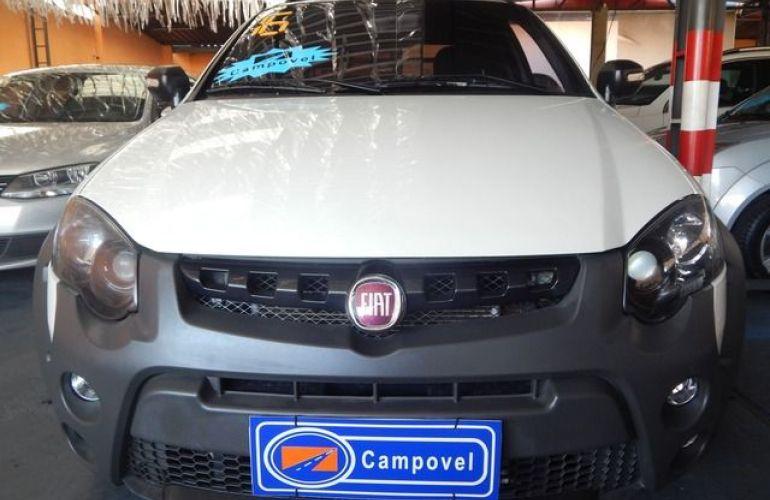Fiat Strada Adventure Cabine Dupla 1.8 16V - Foto #1