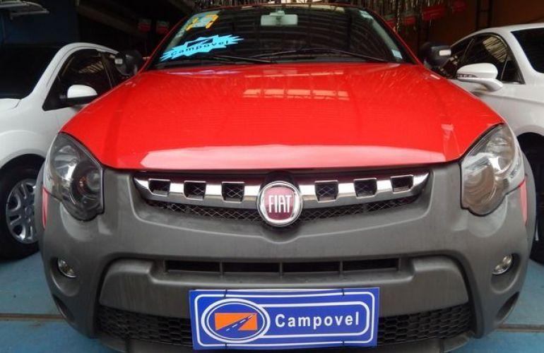 Fiat Strada Adventure Cabine Dupla 1.8 16V Flex - Foto #2