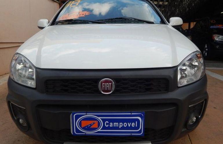 Fiat Strada Hard Working 1.4 EVO Flex - Foto #1