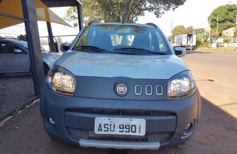 Fiat Uno Way 1.4 8V (Flex) 4p - Foto #1