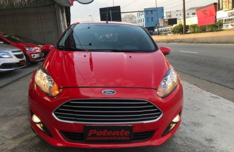 Ford Fiesta 1.6 SEL - Foto #5