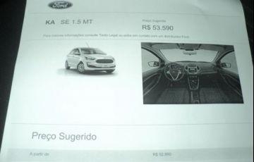 Ford KA SE 1.5 - Foto #9