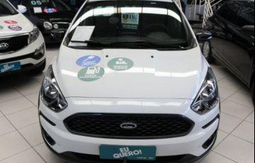 Ford KA SE PLUS 1.5 - Foto #9