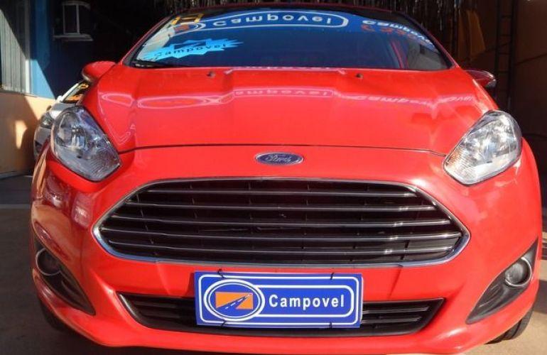 Ford New Fiesta 1.6 - Foto #1