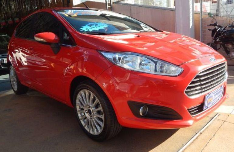 Ford New Fiesta 1.6 - Foto #2