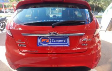 Ford New Fiesta 1.6 - Foto #5