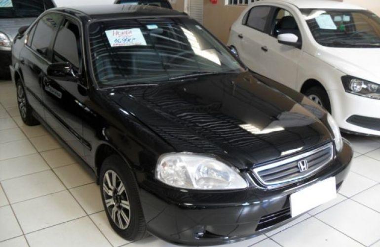 Honda Civic LX 1.6 16V - Foto #3