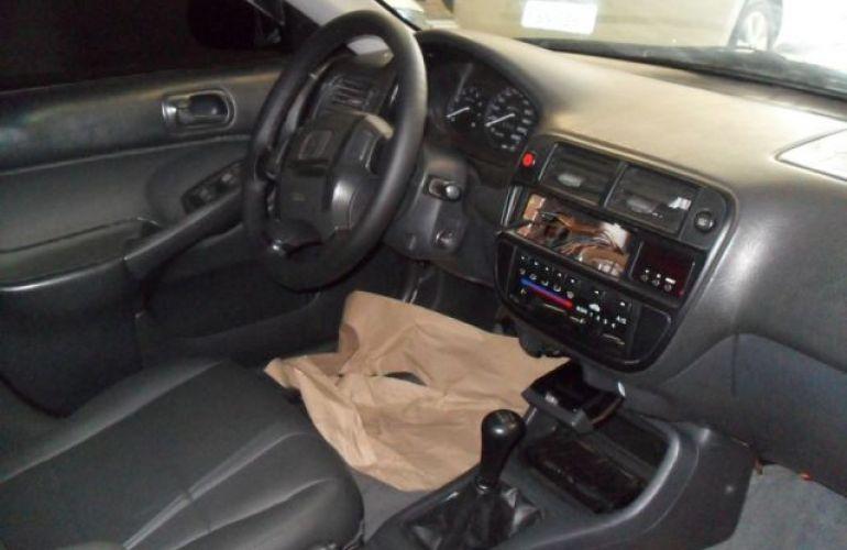 Honda Civic LX 1.6 16V - Foto #5