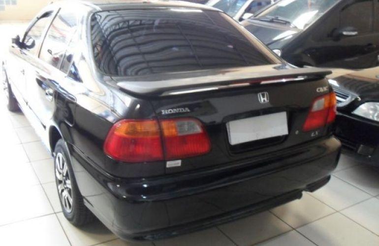 Honda Civic LX 1.6 16V - Foto #9