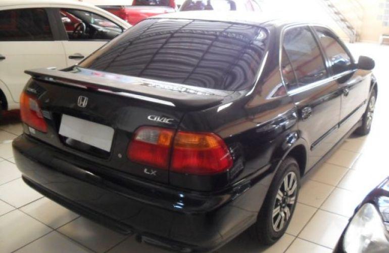 Honda Civic LX 1.6 16V - Foto #10