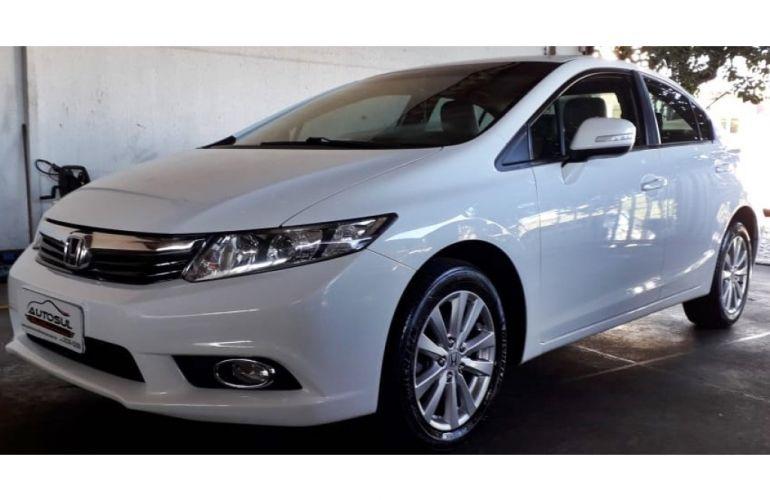 Honda Civic LXR 2.0 i-VTEC (Aut) (Flex) - Foto #3