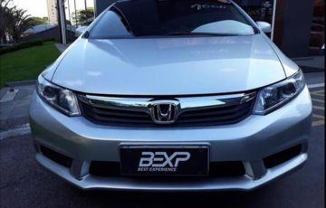 Honda New Civic LXS 1.8 16V i-VTEC (Aut) (Flex) - Foto #2