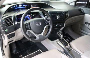 Honda Civic LXR 2.0 16V Flex - Foto #10