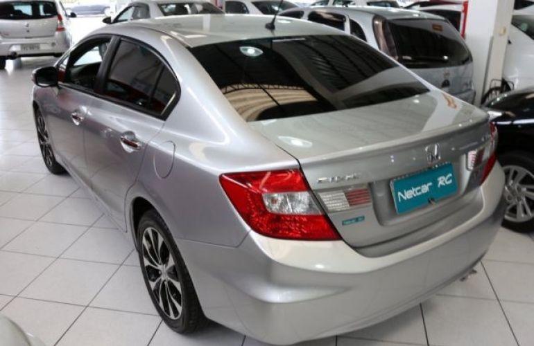 Honda Civic EXR 2.0 16V Flex - Foto #6