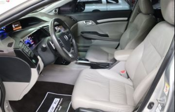 Honda Civic EXR 2.0 16V Flex - Foto #8