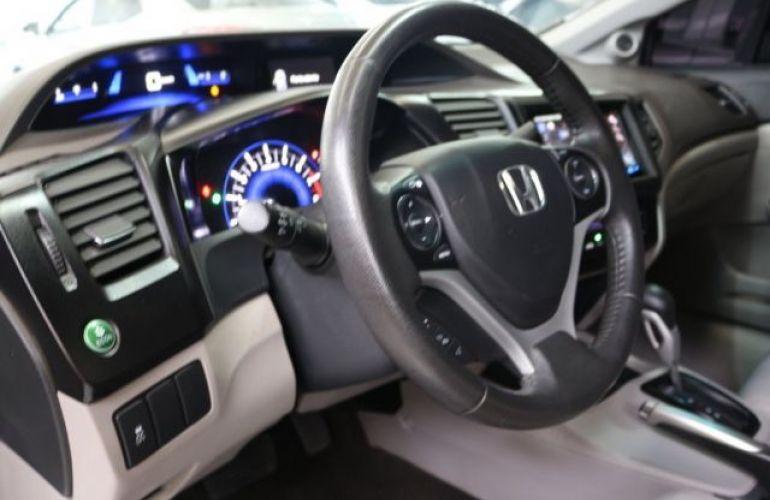 Honda Civic EXR 2.0 16V Flex - Foto #9