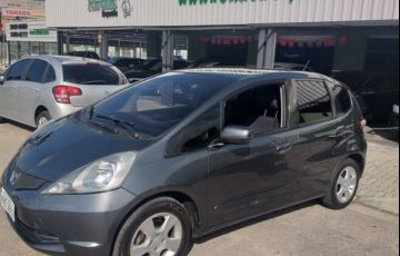 Honda Fit LX 1.4 8V Flex - Foto #1