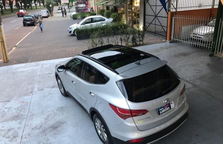 Hyundai Santa Fe 3.3L V6 4x4 (Aut) 7L - Foto #7