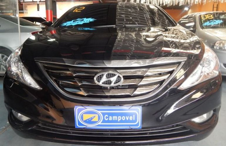 Hyundai Sonata 2.4 16V - Foto #1