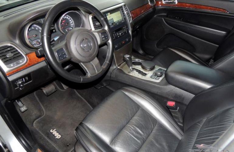 Jeep Grand Cherokee Limited 4X4 3.6 V6 24V - Foto #6