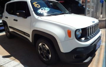 Jeep Renegade Sport 1.8 16v Flex - Foto #2