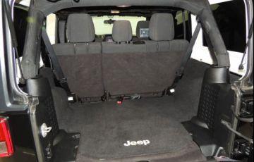 Jeep Wrangler Sport Unlimited 4X4 Capota Dupla 3.6 V6 - Foto #10